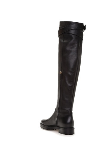Uzun Deri Çizme-Valentino